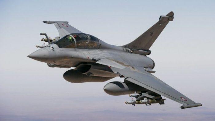 Top powerful aircrafts Dassault Rafale